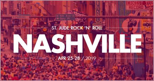 St. Jude Rock n Roll Marathon 2019