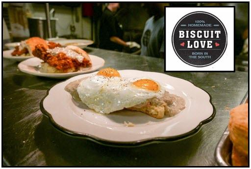 Biscuit Love Nashville Monday Breakfast