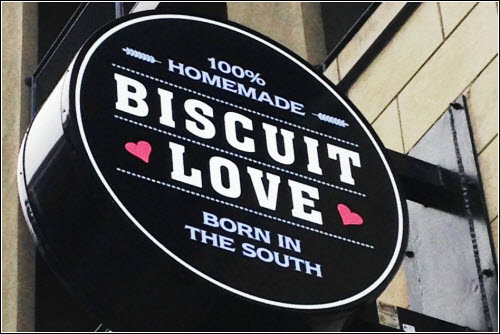 Biscuit Love The Gulch Nashville TN