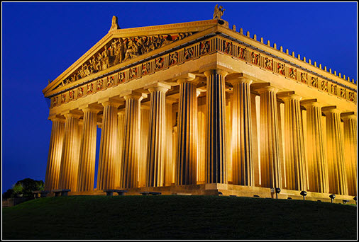 Parthenon Nashville TN