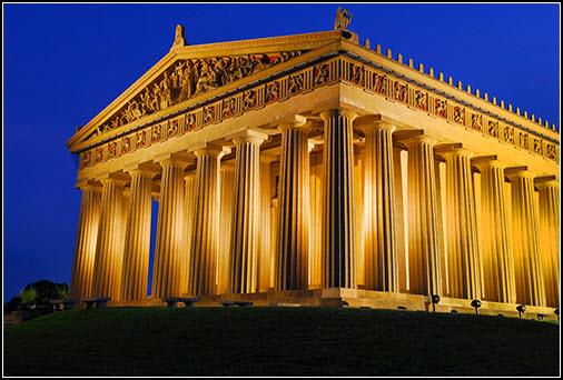 Parthenon Nashville TN
