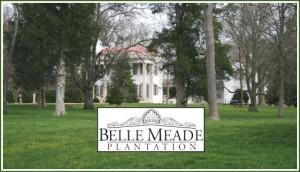 Belle Meade Mansion Nashville TN