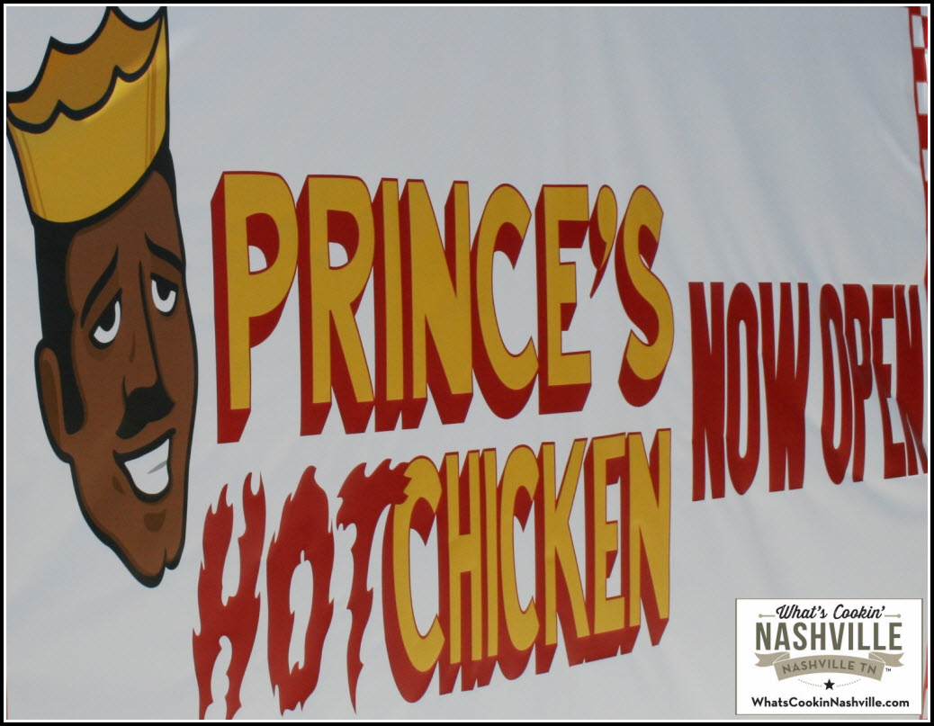 Prince's Hot Chicken Nashville Downtown