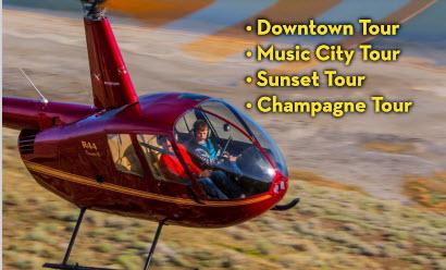 Nashville Helicopter Tours